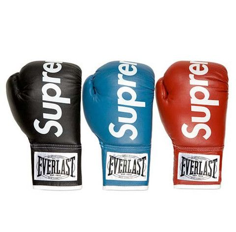 acfed5b7 SUPREME X EVERLAST BOXING GLOVES | sites | Supreme accessories ...