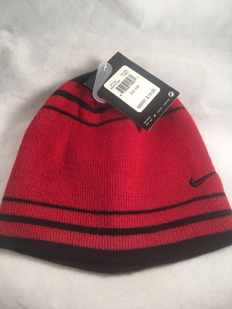 5adcbdfb3 Nike Beanie Lid Boys Kids Youth Cap Hat #Nike #Beanie #hat ...