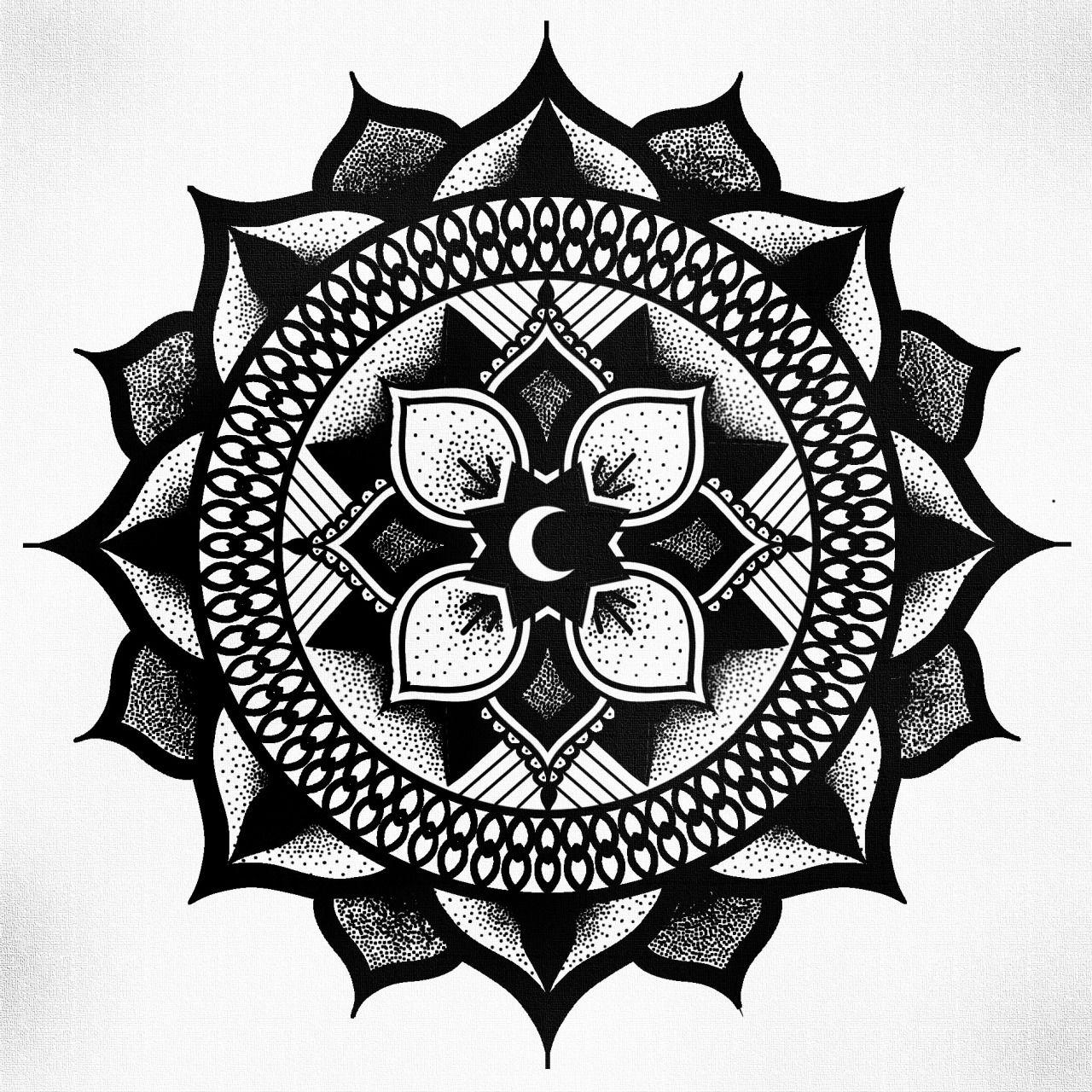 STANLEY DUKE tattoo design tattoos illustration dotwork linework ...