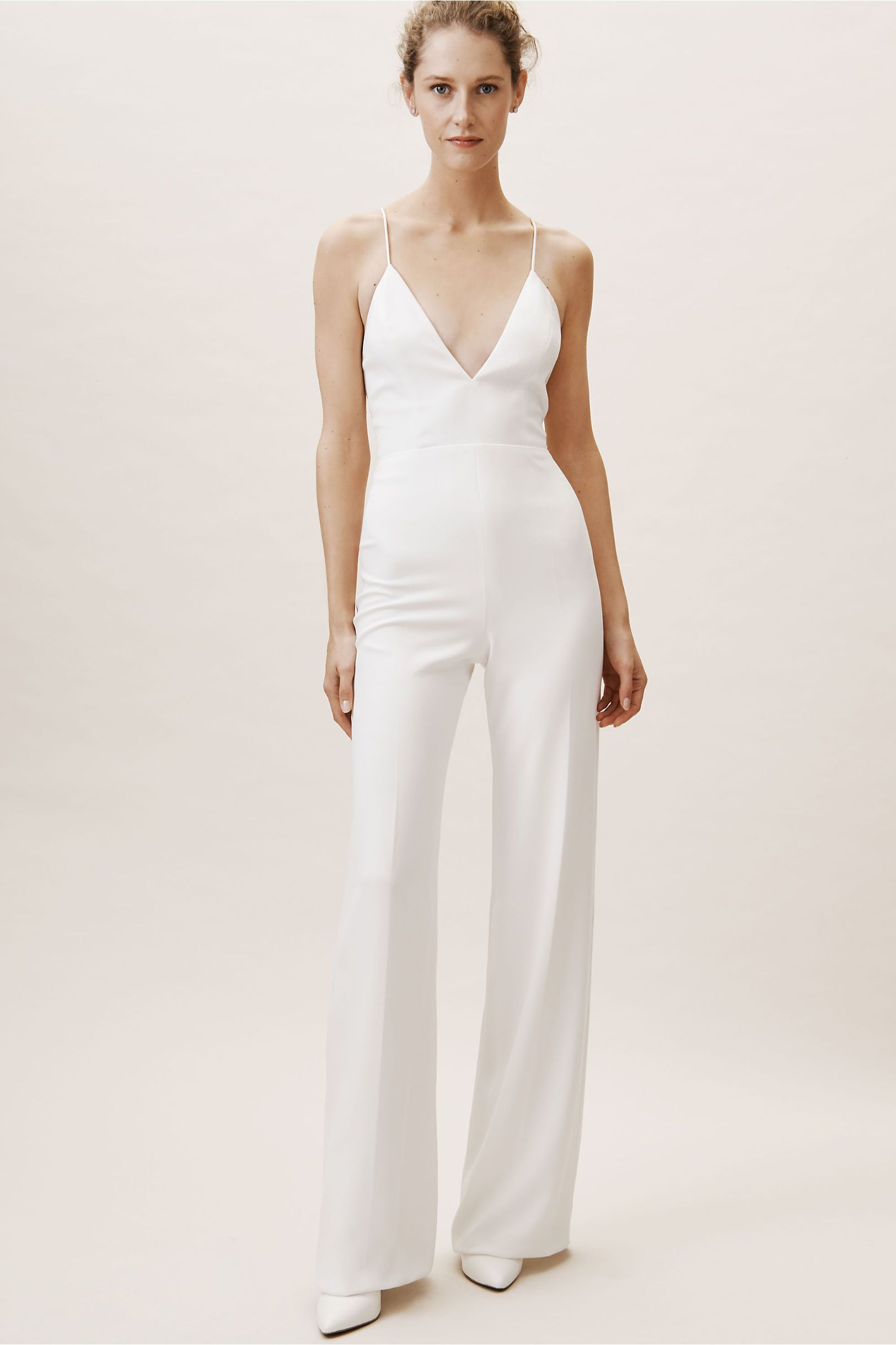 73730e118d4 BHLDN s Jay Godfrey Auden Jumpsuit in Ivory