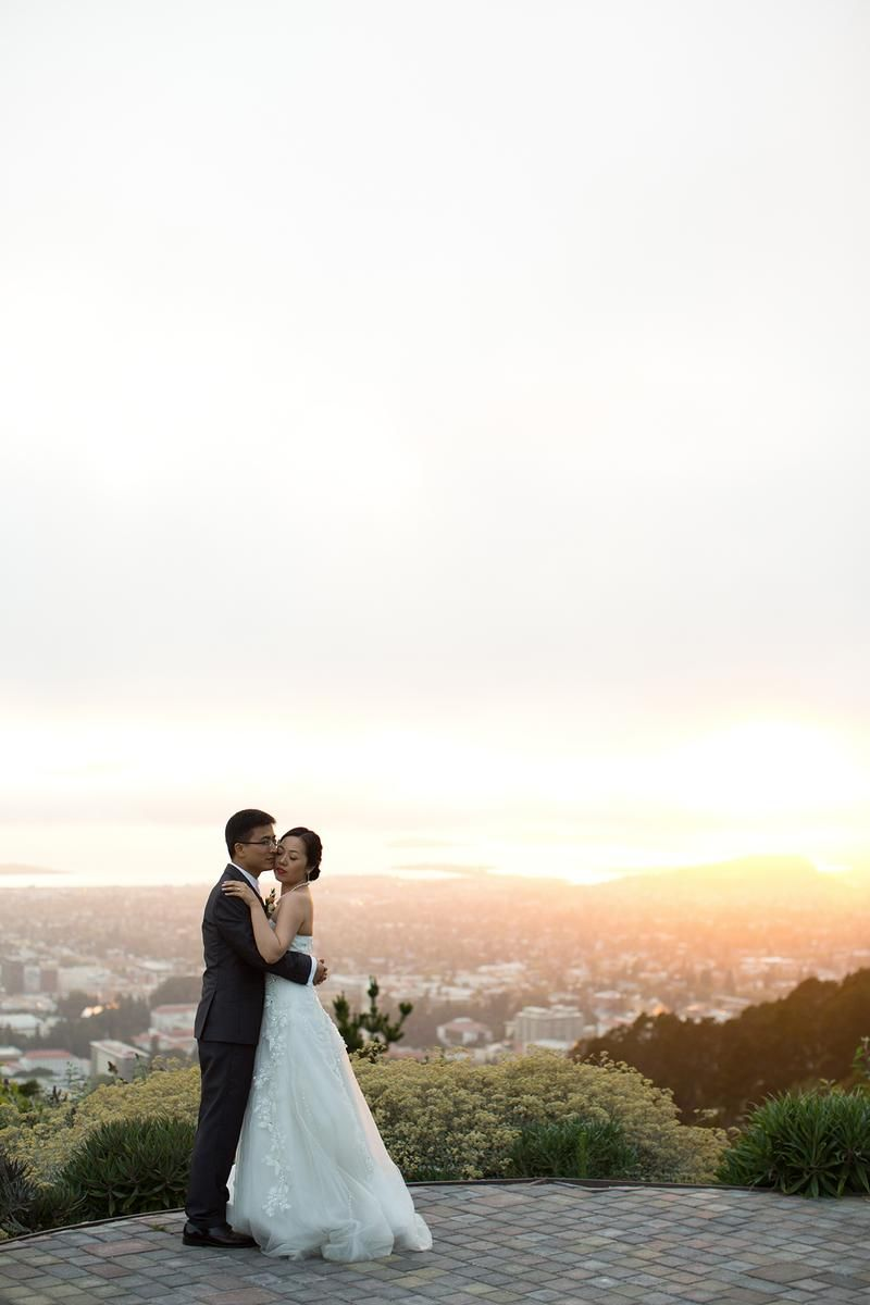 Panoramic hills skyfall weddings get prices for east bay wedding