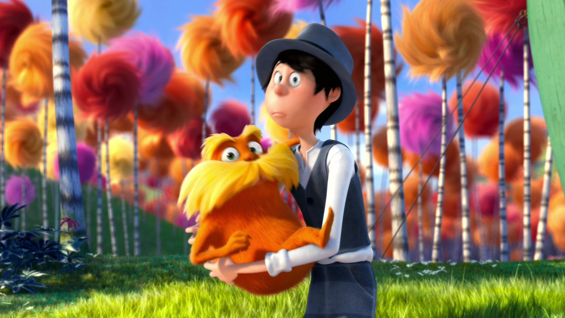 The lorax | Cartoon | Pinterest