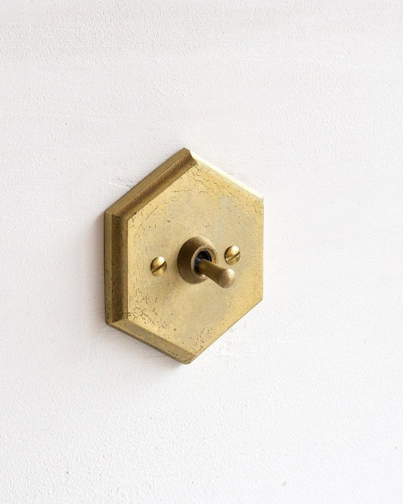 7 Objectively Beautiful Light Switches Switch plates