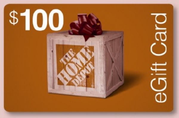 Win a $100.00 Home Depot gift card from The Todd & Erin Favorite ...