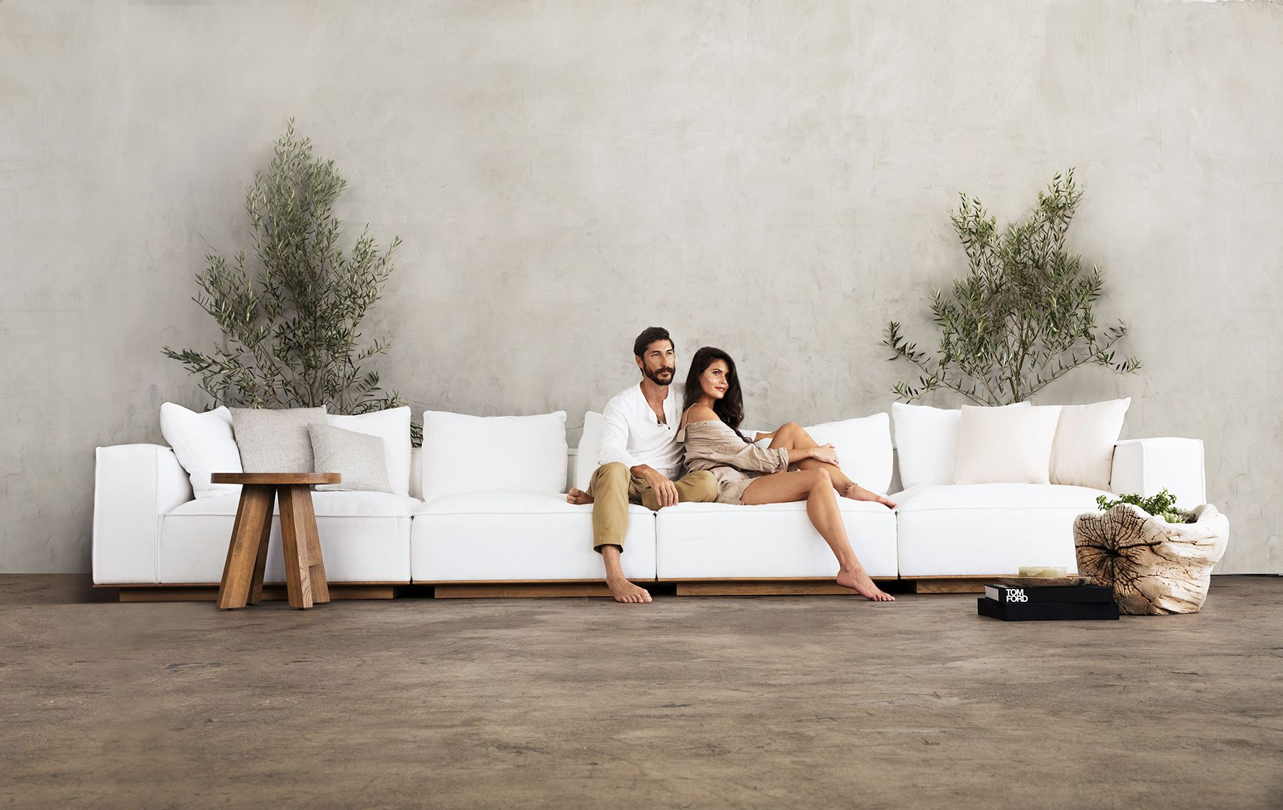 Santorini Is Our Deepest Indoor Sofa Collection To Date Made For Pure Relaxation And Ultra Comfort This Indoor Sofa Co Luxury Sofa Indoor Furniture Furniture