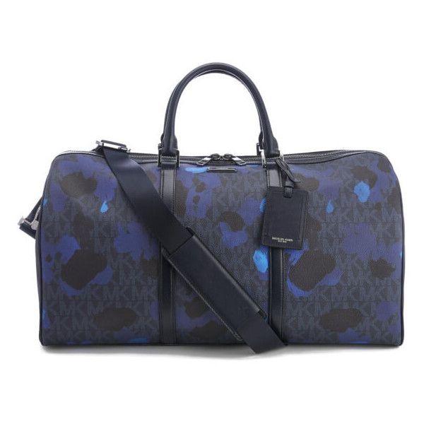 2a531c202aa8ac Michael Kors Men's Jet Set Travel Large Duffle Bag - Midnight (18,725 THB) ❤