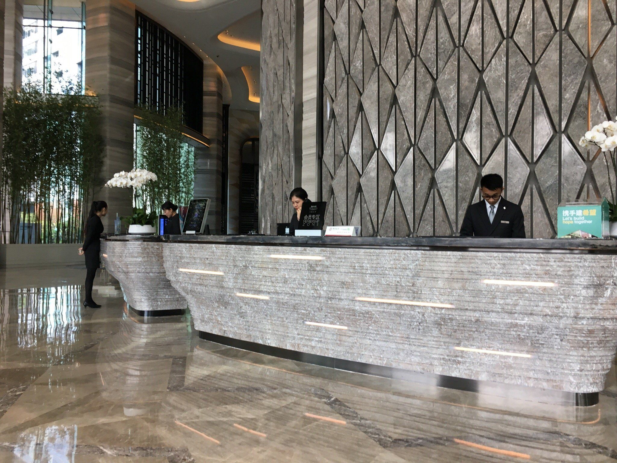 JW Marriott Hotel Shenzhen Baoan UPDATED 2018 Reviews