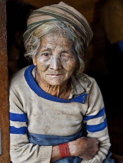 faces,Burma