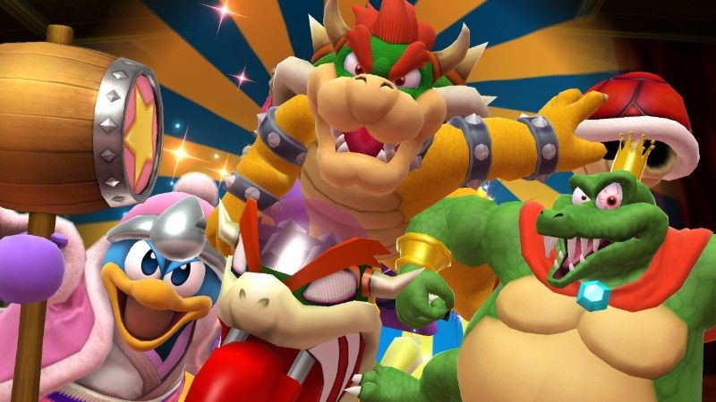 """SmashGuide: …""""The Big Kings"""" by ColdFruit! - Miiverse is a service that lets you communicate with other players from around the world. It is accessible via Wii U and systems in the Nintendo 3DS family."""