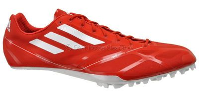 info for d9d50 90127 Adidas AdiZero Prime Finesse Track  Field Shoes Sprint Spikes