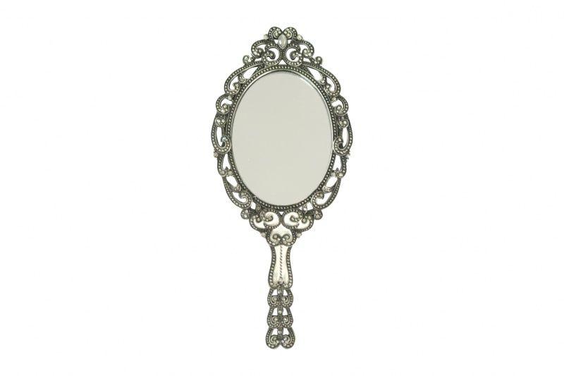 Espelho De Mao Pedras Espelho De Mao Espelho Maos