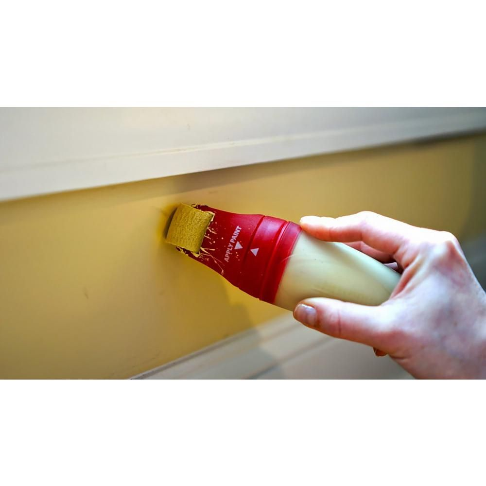 Touch Up Paint and Storage Roller Unit2001040 The Home
