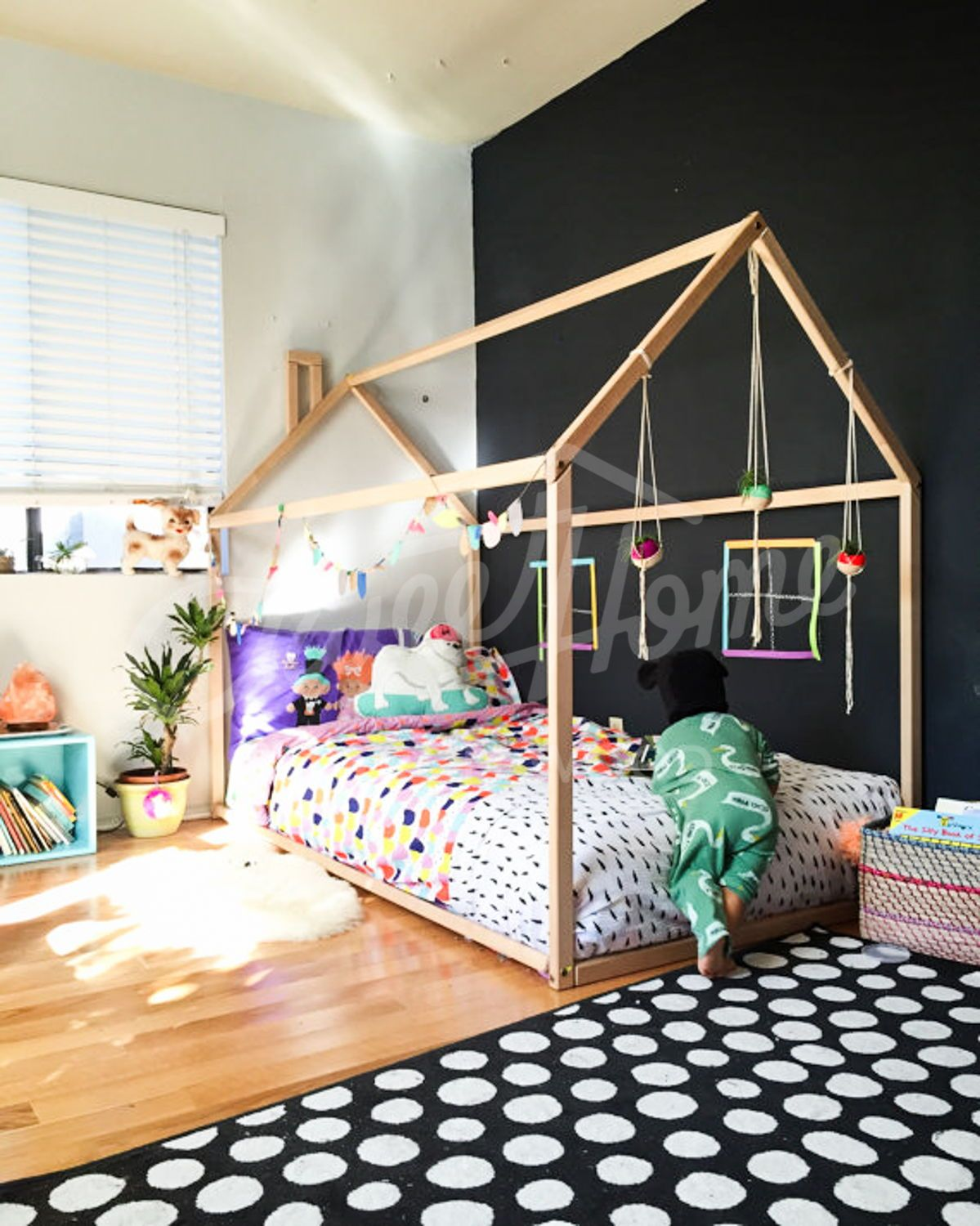 Toddler Bed House Bed Children Bed Wooden House Tent Bed Wood House Wood Nursery Kids Teepee Bed Wood Bed Frame Wood House Bed Kids Gift In 2020 Kids Bed Frames House