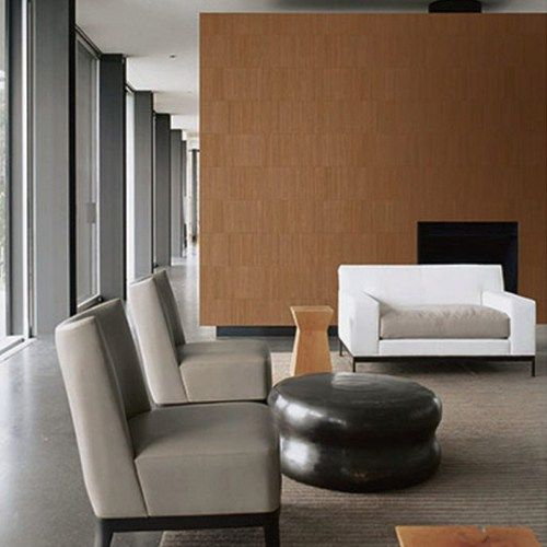 Stria Textured Wallpaper From Seabrook Wallcoverings