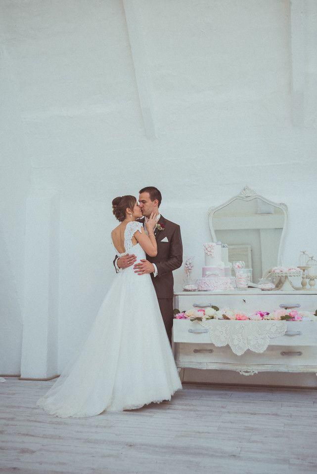 Beautiful wedding dress #wedding