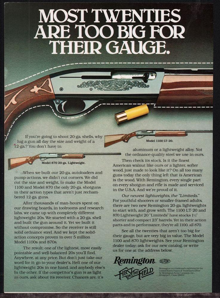 Pin on Gun Advertising/Articles