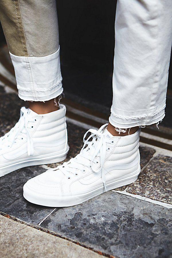 07e84b2b8b55b9 Vans Sk8-Hi Top Sneaker by at Free People