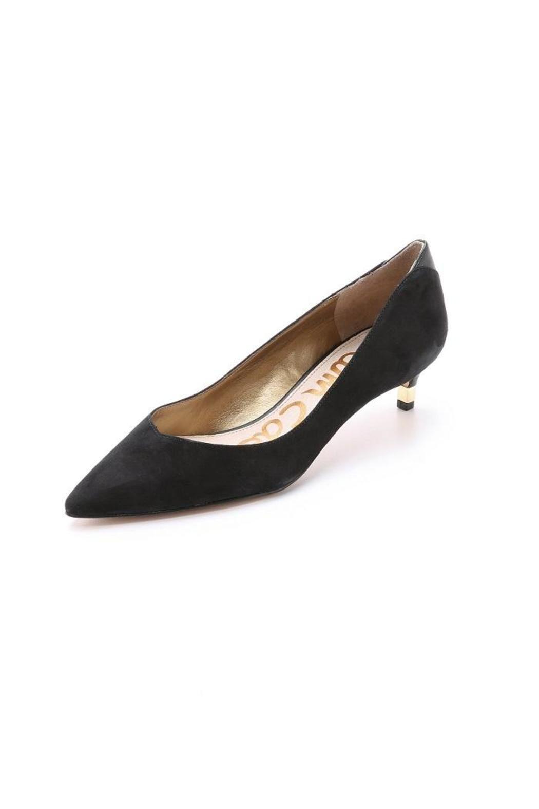Pointy Toed Kitten Heel Kitten Heels Kitten Heel Shoes Heels