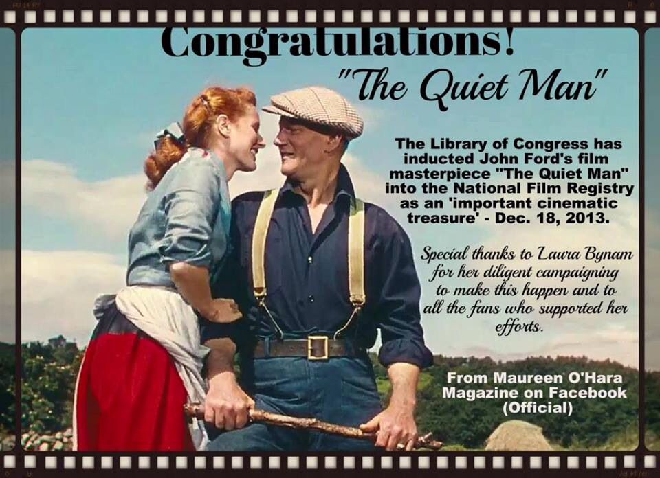 The Quiet Man The Quiet Man John Wayne John Ford