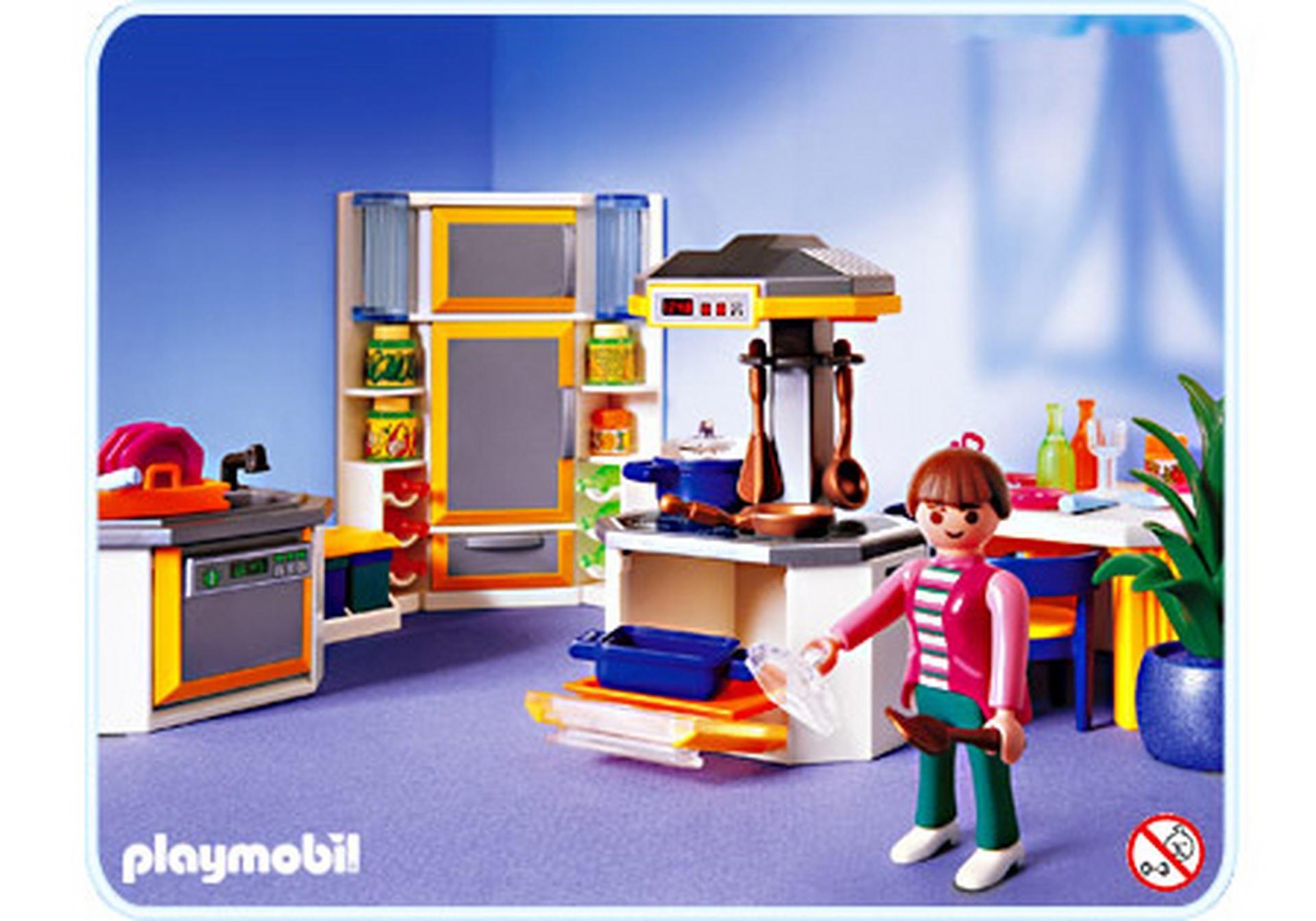 Playmobil 3968 Einbaukuche Http Www Playmodb Org Cgi Bin Showinv Pl Setnum 3968 Pics On Einbaukuche Playmobil Kuche