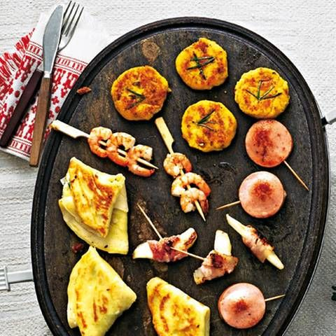 raclette zutaten und rezepte fondue pinterest. Black Bedroom Furniture Sets. Home Design Ideas