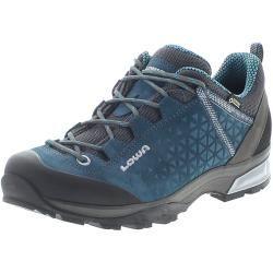 Lowa 220712-0774 Sassa Gtx Lo Ws Benzin Damen Trekkingschuhe – Blue Lowa   – Products