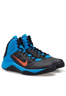 Step up your skills with the Nike Dual Fusion basketball shoes! Rubber  outsole provides excellent