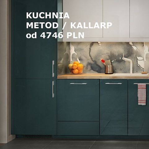 Images about kallarp tag on instagram cuisine - Cuisine ikea gris turquoise ...