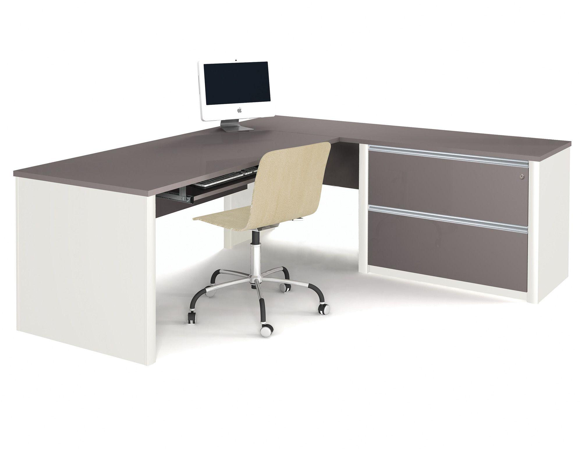 Karla pedestal lshape computer desk products