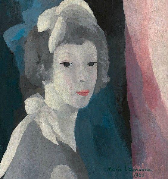 Marie Laurencin Autoportrait 1928