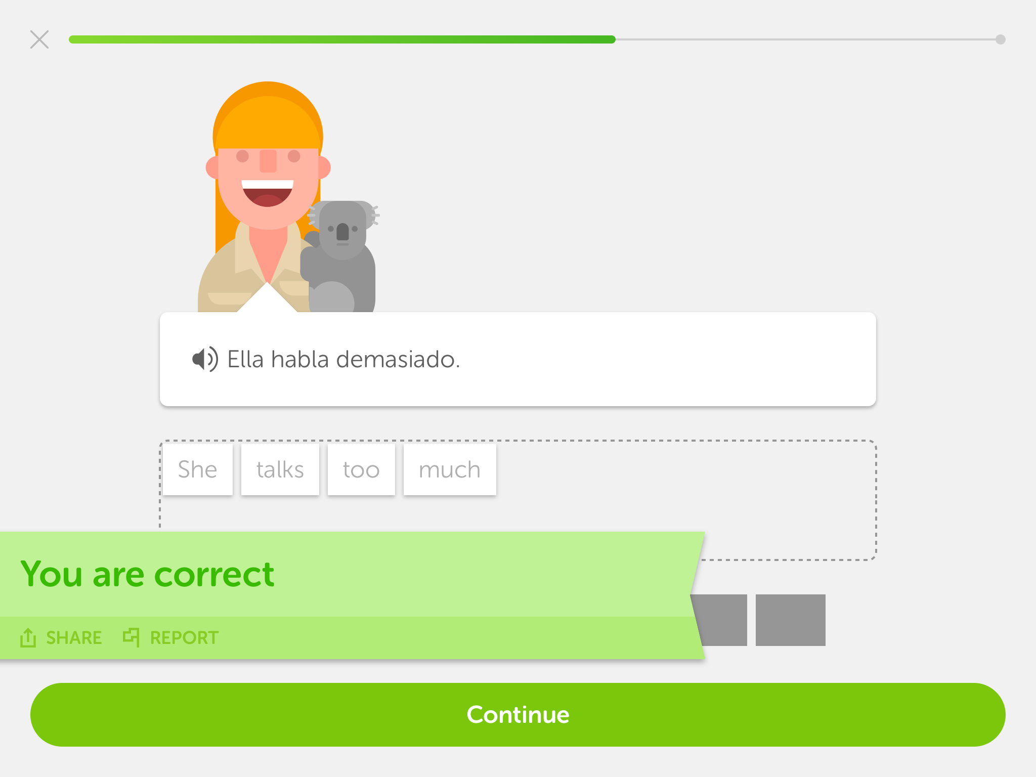 Pin by Magdalena on Duolingo (With images) | Duolingo ...