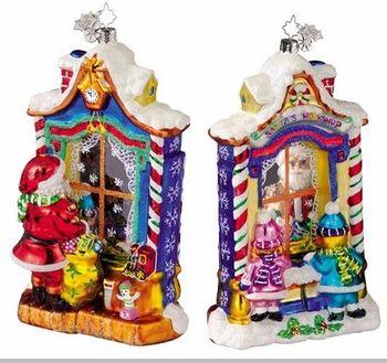 Christopher Radko Workshop Wonder Christmas Ornament - Radko ...