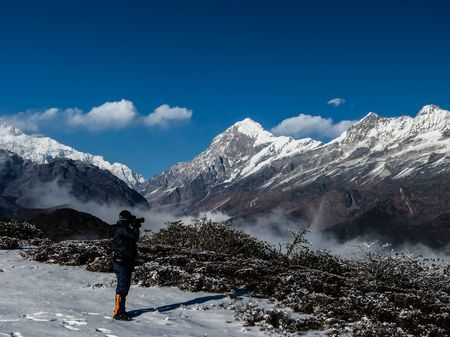 Story of My Life Photo by Shayan Chaudhuri -- National Geographic Your Shot