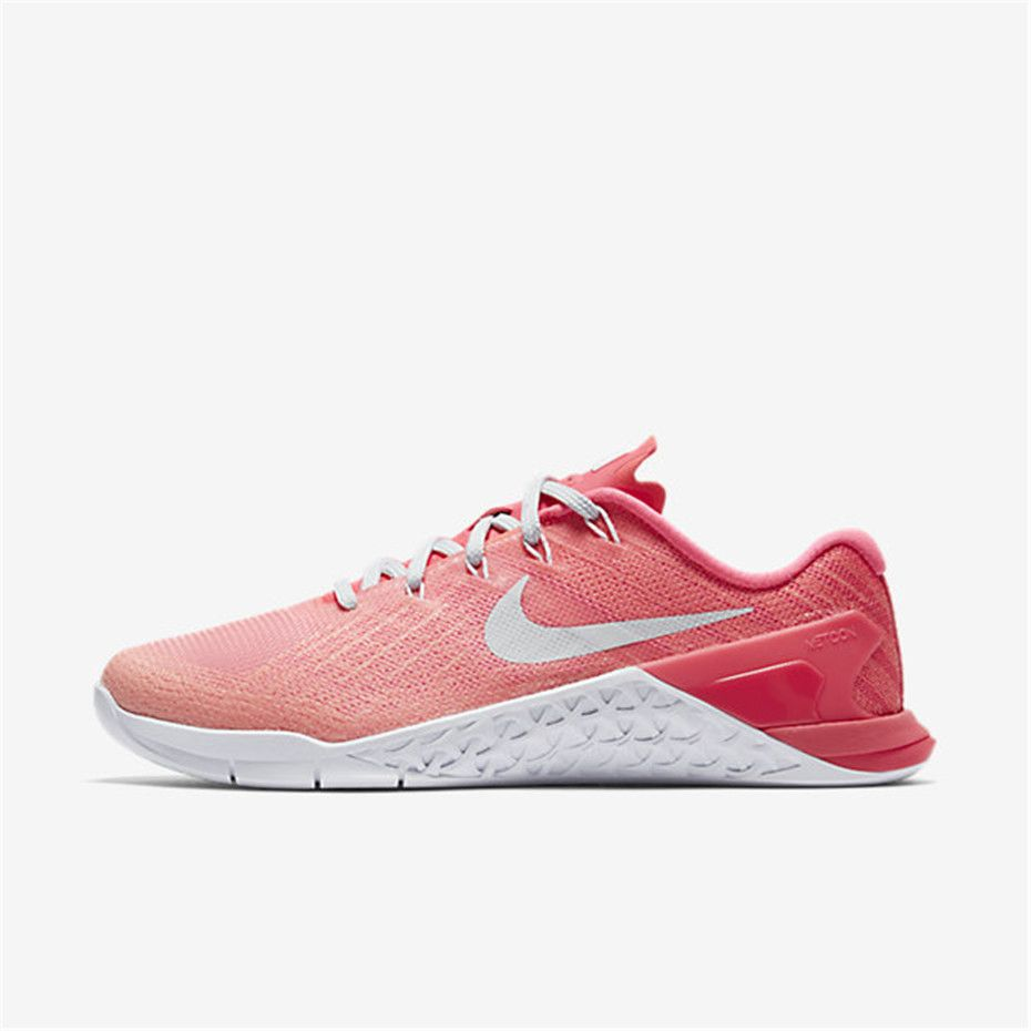 Nike Metcon 3 Fade (Sunset Glow / Racer Pink / Lava Glow / Pure Platinum
