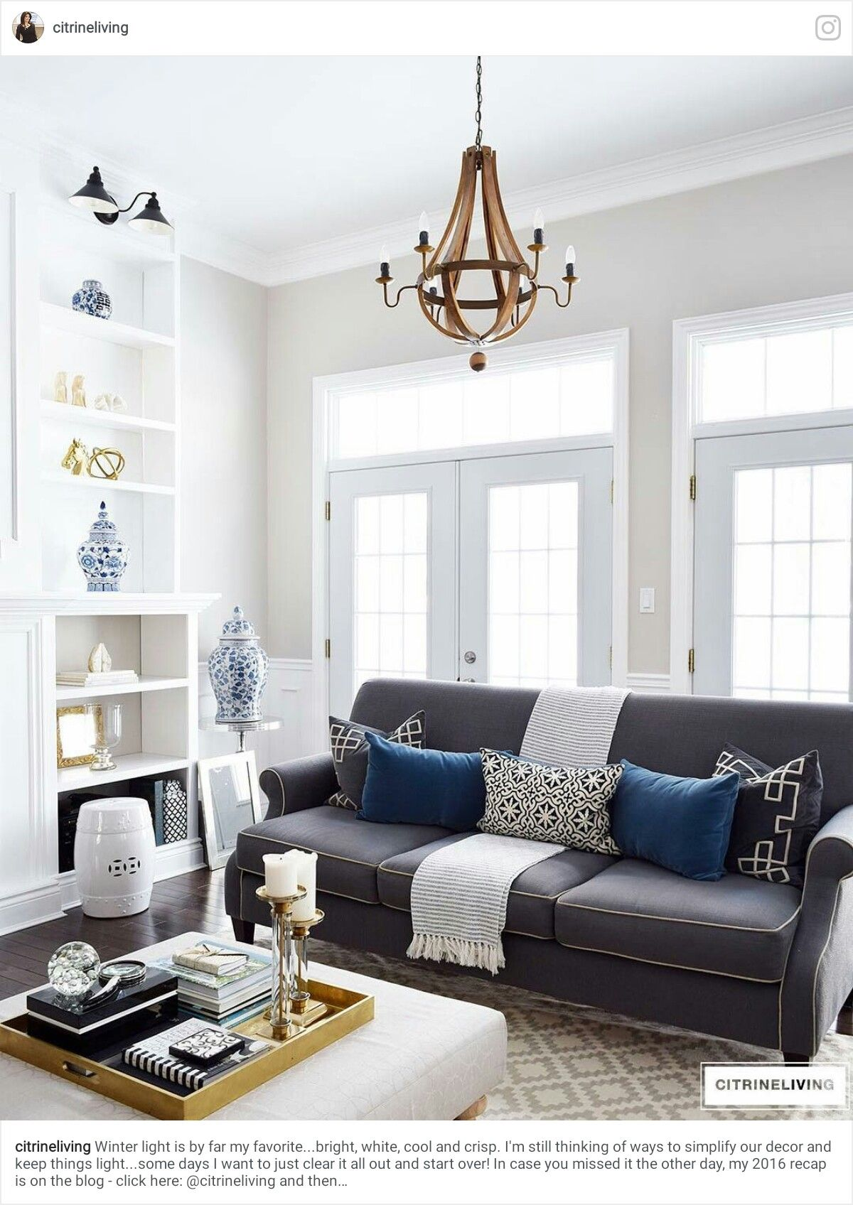 Pin by Yonnie Smith on Stylish Living/Family Rooms | Pinterest ...