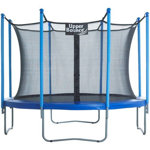 Academy sports trampoline with enclosure