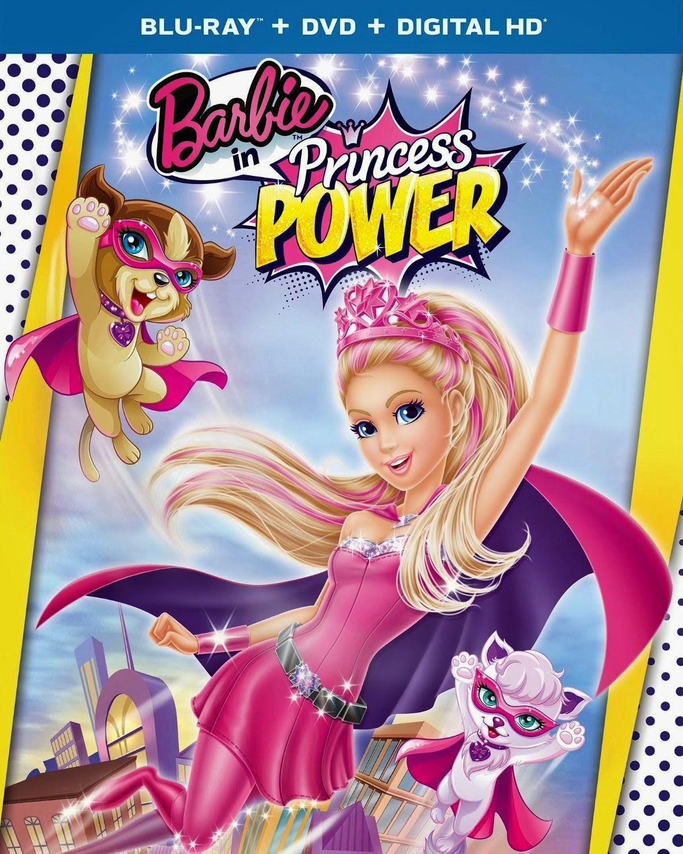 Barbie super princesse avec images films pour enfants