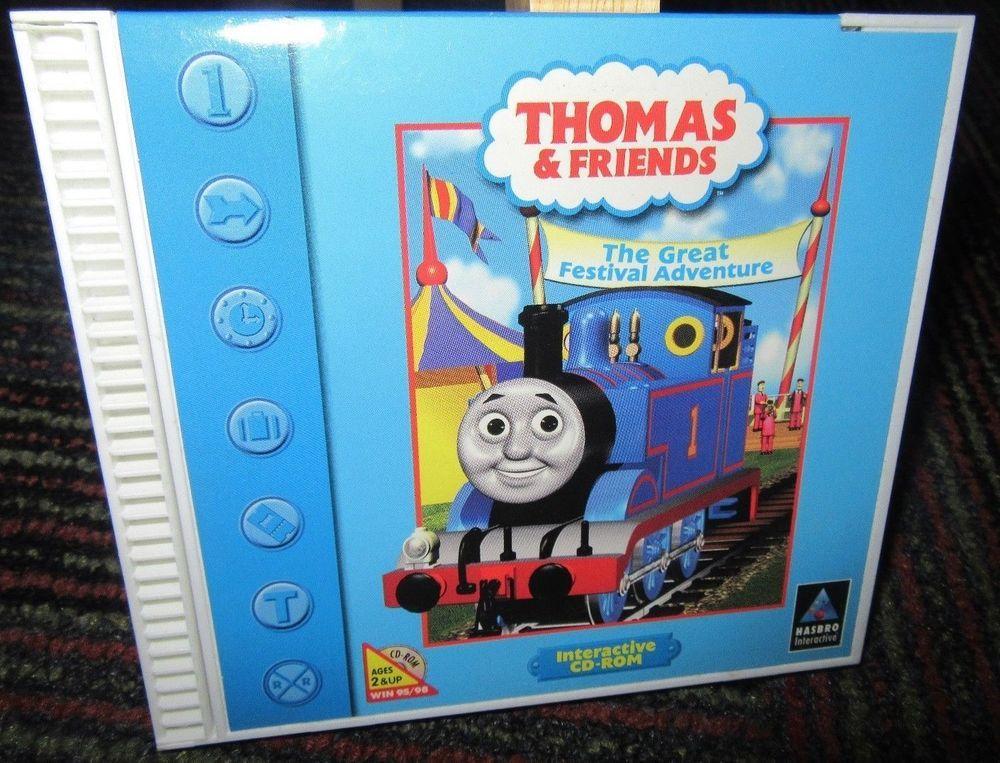 Details about Thomas & Friends: The Great Festival Adventure