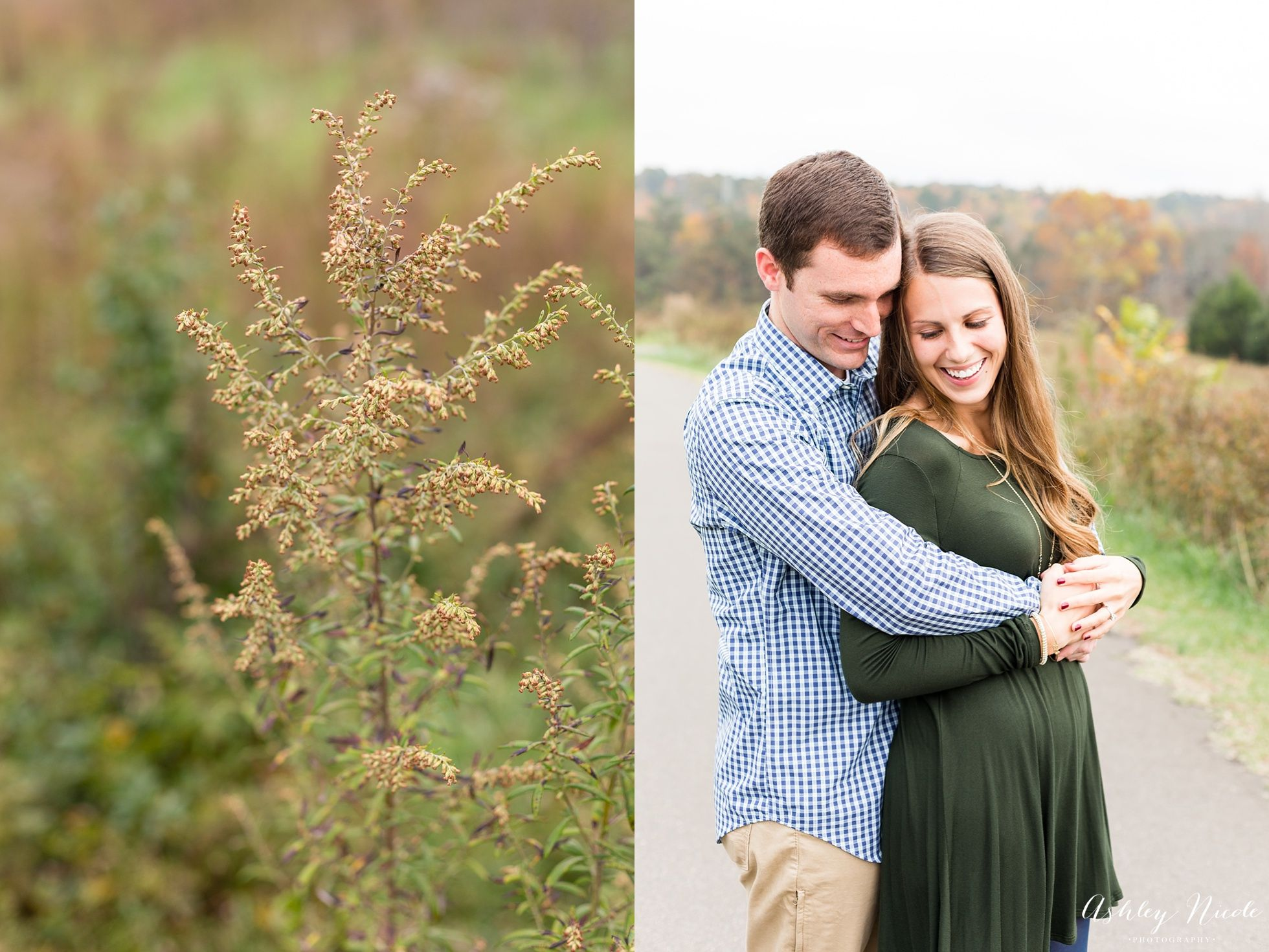 Joyner Park Fall Engagement Portraits | Couples poses | Posing ...