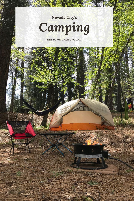 Nevada City Camping Nevada City Tent Glamping Tent Camping