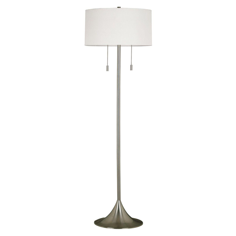 """Wildon Home Southlake 61"""" Floor Lamp Home Decor"""