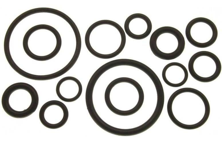 Danco 80788 O-Ring Assortment, 14 Pieces