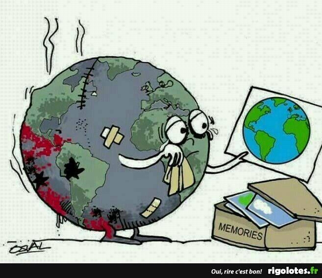 La Planète Terre Rigolotes Fr Dessin Planète Terre