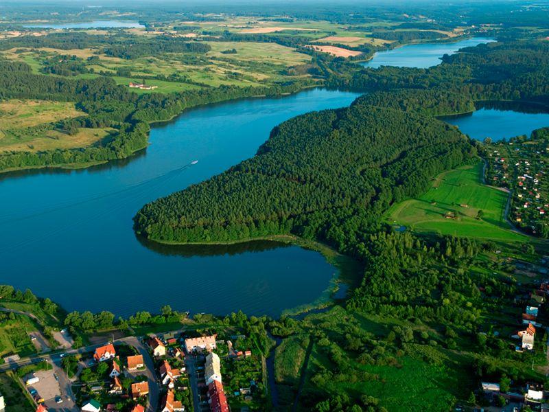 Озера польши картинки