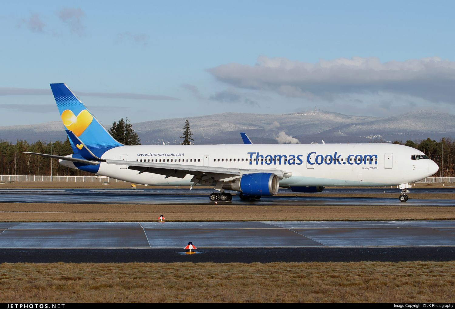 Condor GTCCB Boeing 76731K(ER) by JK Photography Plane