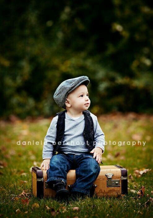 Kinderfoto outdoor herbst | Kleinkindfotografie