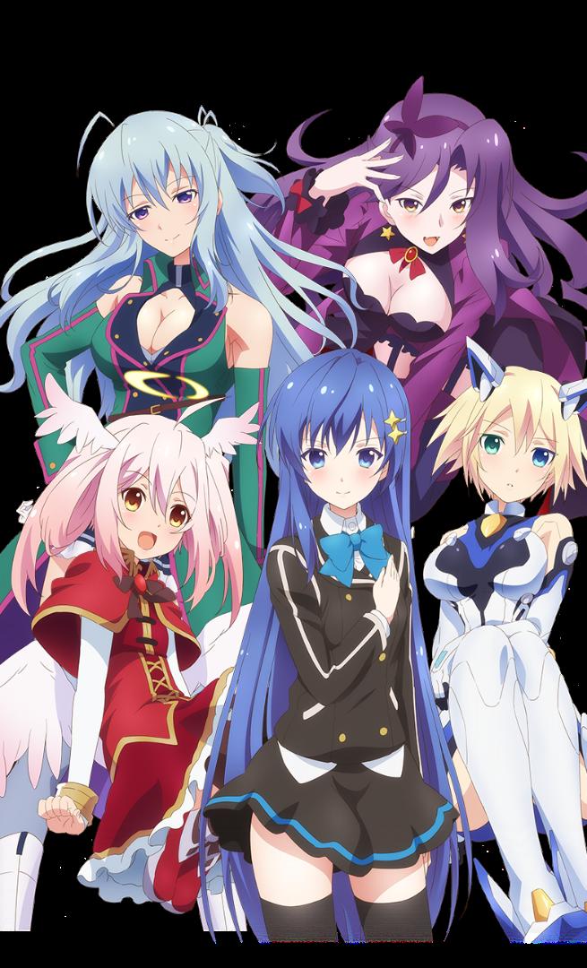 Anime Ange Vierge Release Date Confirmed Random Ramen Anime