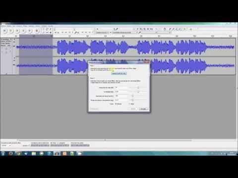 como mejorar la voz para cantar en audacity