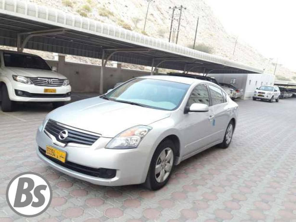 Nissan Altima 2008 Muscat 152 000 Kms 1750 OMR Dil 92412288 For more ...