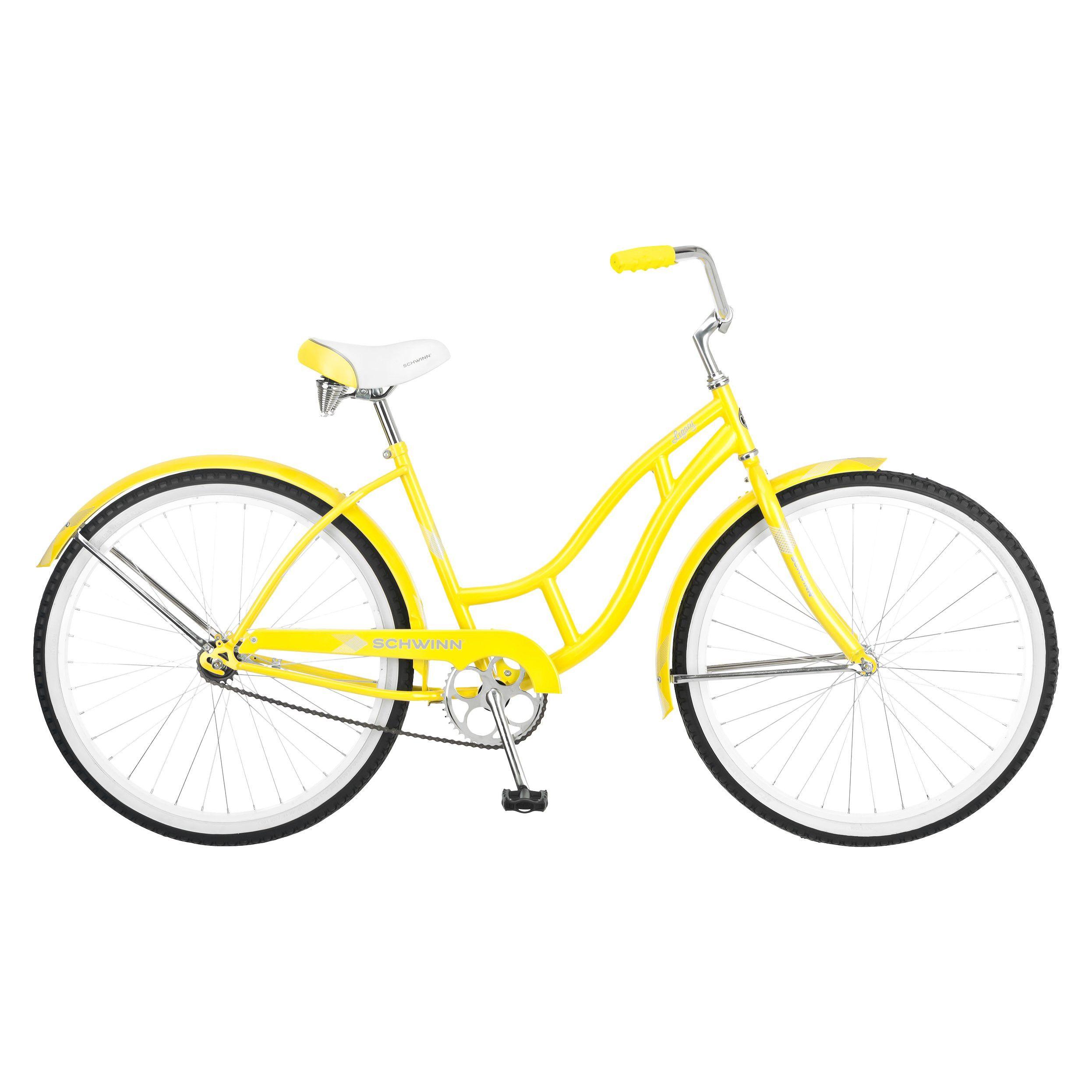 82364fad2af Schwinn Womens 26 L LEGACY YELLOW : Target   YELLOW   Bike, Bicycle ...